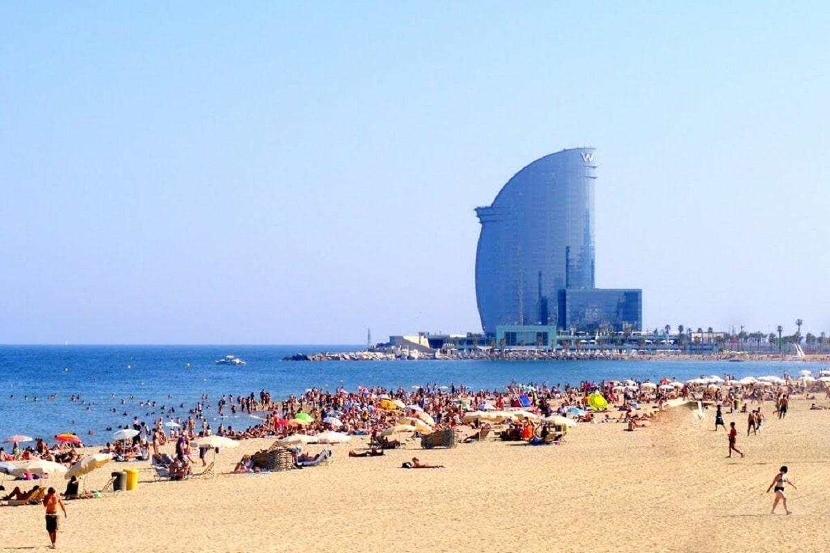 Barceloneta-beach